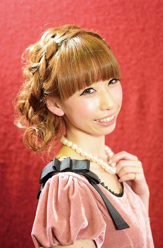 特別な日に…♥<br>結婚式や記念日に可愛くアレンジ☆ 【モデルセット¥3675】