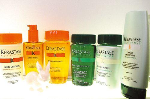 話題のヘアケア商品も多数!!<br>人気のケラスターゼをはじめ、人気のスタイリング材、ヘアケア材も多数ご用意しております。