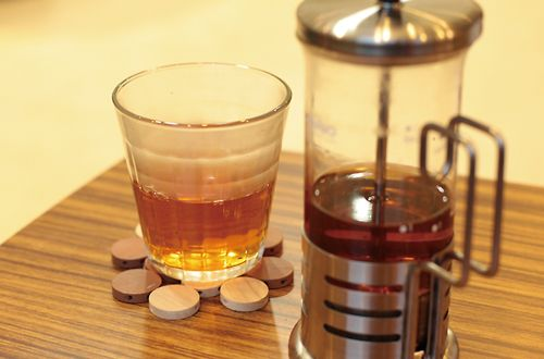 憩いの時間…。<br>紅茶でホッと一息☆!!コーヒー、紅茶、様々なお茶などメニューを見ているだけで迷ってしまいます!!