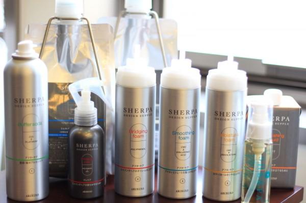 ダメージや髪質に合わせて最適なトリートメントを…♪<br>施術内容や髪の状態に合わせて7~8種類の中から最適なトリートメントをチョイス♪更にナノスチームや超振動遠赤外線アイロンを使用することでカラーやパーマをしても健康的なうるサラ髪で保ちます…☆